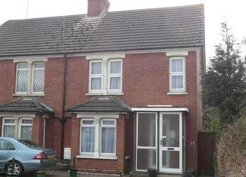 Thumbnail 3 bed semi-detached house to rent in Bridge Road, Farnborough