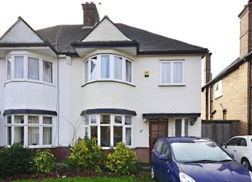 Thumbnail 3 bed property to rent in Christchurch Avenue, North Finchley