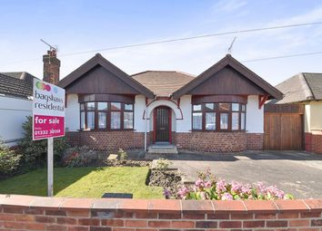 Thumbnail 2 bed detached bungalow for sale in Grange Road, Alvaston, Derby