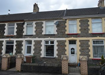 Thumbnail 2 bed terraced house for sale in Wingfield Crescent, Llanbradach, Caerphilly