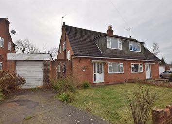 Thumbnail 3 bed semi-detached house for sale in Granley Gardens, Cheltenham, Gloucestershire