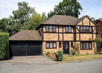 Evesham Walk, Heath Park, Sandhurst GU47. 4 bed detached house