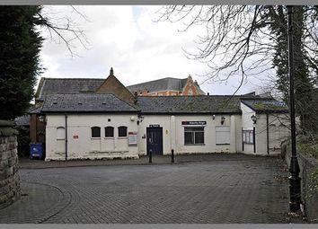 Thumbnail Retail premises to let in Alderley Edge Railway Station, London Road, Alderley Edge, Cheshire
