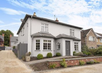 Thumbnail 4 bed detached house for sale in Packhorse Lane, Marcham, Abingdon