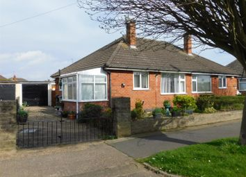 Thumbnail 2 bed semi-detached bungalow for sale in Kennedy Avenue, Skegness, Lincs
