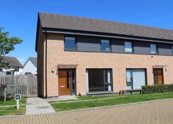 Thumbnail 2 bedroom terraced house to rent in Gulliver Street, Edinburgh