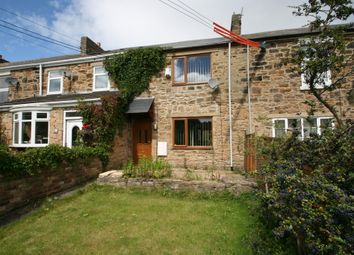 Thumbnail 2 bed cottage to rent in Hedley Hill Terrace, Waterhouses, County Durham