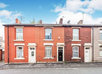Thumbnail 3 bed terraced house to rent in Hertford Street, Blackburn