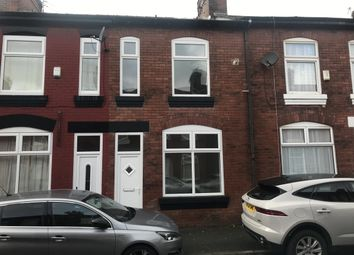 Thumbnail 2 bed terraced house to rent in Ivy Street, Moston, Manchester