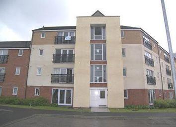 Thumbnail 2 bedroom flat to rent in Brusselton Court, Stockton-On-Tees