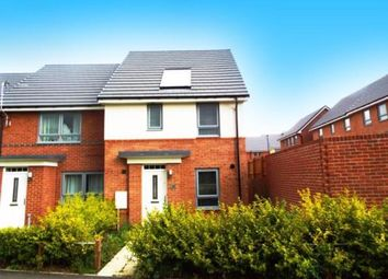 Thumbnail 3 bedroom end terrace house for sale in Byrewood Walk, Newcastle Upon Tyne, Tyne And Wear