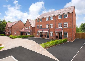 """Thumbnail 3 bed semi-detached house for sale in """"Stamford"""" at Filter Bed Way, Sandbach"""