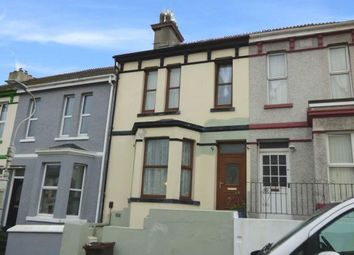 Thumbnail 4 bedroom terraced house for sale in Mutley, Plymouth, Devon
