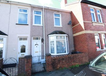 2 bed terraced house for sale in Walford Street, Newport NP20