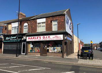 Thumbnail Retail premises for sale in 45 Villette Road, Sunderland