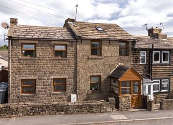 Thumbnail 2 bed terraced house for sale in Haworth Road, Cullingworth, West Yorkshire