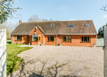 Thumbnail 5 bed detached house for sale in Ladywood Road, Besford, Worcester, Worcestershire