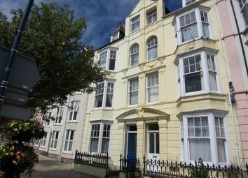 Thumbnail 1 bed flat to rent in North Parade, Aberystwyth