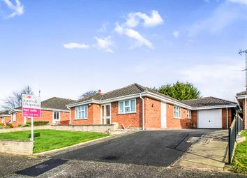 Thumbnail 3 bed detached bungalow for sale in Beechways Drive, Neston