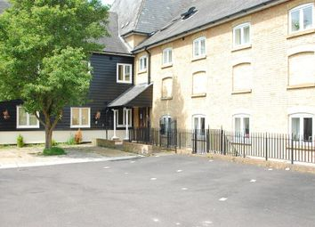 Thumbnail 1 bed flat to rent in Priory Street, Hertford