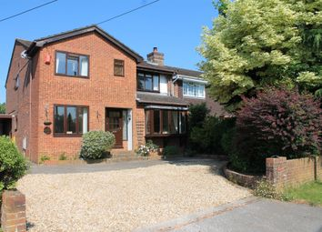 Thumbnail 4 bed detached house for sale in Clubhouse Lane, Waltham Chase, Southampton
