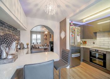 Thumbnail 2 bedroom terraced house for sale in Hamilton Close, Swaffham