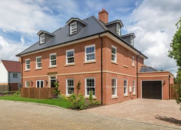 Thumbnail 5 bed semi-detached house for sale in Green Road, Rickling Green, Saffron Walden