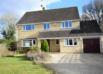Thumbnail 3 bed detached house for sale in Katherines Walk, Lechlade, Gloucestershire