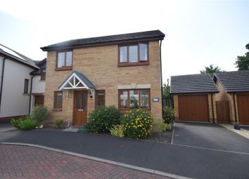 Thumbnail 3 bed detached house for sale in Jubilee Close, Torrington