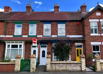 Thumbnail 2 bed terraced house to rent in Cambridge Street, Stafford