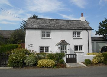 Thumbnail 3 bed cottage to rent in Curlys Cottage, Petherwin Gate, North Petherwin