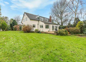 Berrys Green Road, Berrys Green, Westerham TN16. 4 bed detached house for sale