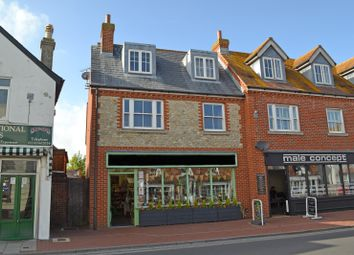 Thumbnail 1 bed flat for sale in St Wilfrids Place, High Street, Selsey