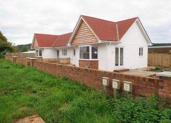 2 bed bungalow for sale in New Bungalows, Manstone Lane, Sidmouth EX10