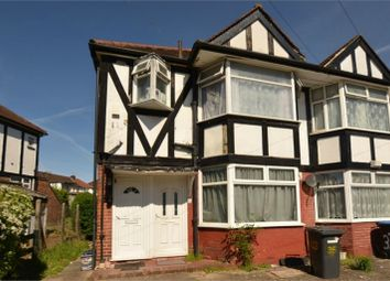 Thumbnail 1 bed semi-detached house for sale in Kenmere Gardens, Wembley, Greater London