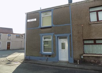 Thumbnail 2 bed end terrace house for sale in Bevan Street, Port Talbot, Neath Port Talbot.