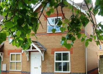 Thumbnail 2 bed town house to rent in Bluebell Close, Scunthorpe