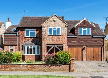 Thumbnail 5 bed detached house for sale in Colton Road, Shrivenham, Swindon