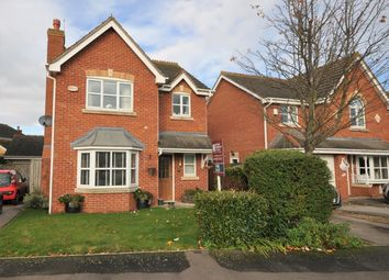 Thumbnail 3 bed detached house for sale in Brockton Avenue, Farndon, Newark