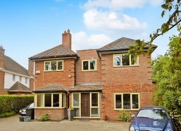 Thumbnail 5 bed detached house for sale in Church Lane, Upton, Chester