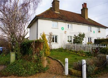 Thumbnail 1 bed end terrace house for sale in Swanley Village Road, Swanley