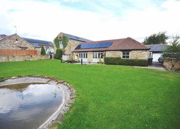Thumbnail 4 bed farmhouse for sale in Sleetburn Lane, Langley Moor, Durham