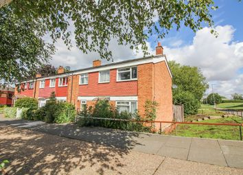 Thumbnail 3 bed end terrace house for sale in Radburn Close, Harlow