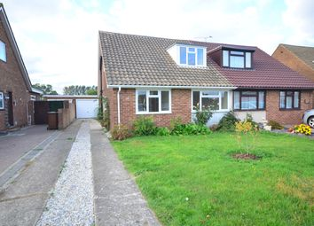 Thumbnail 3 bed property to rent in Burleigh Close, Rochester