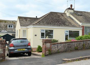 Thumbnail 2 bed semi-detached bungalow for sale in Churston Way, Brixham