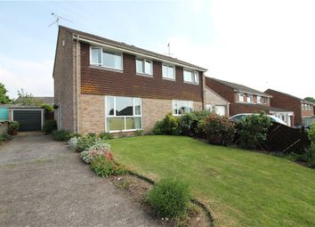 Thumbnail 3 bed semi-detached house for sale in Nailsea, North Somerset