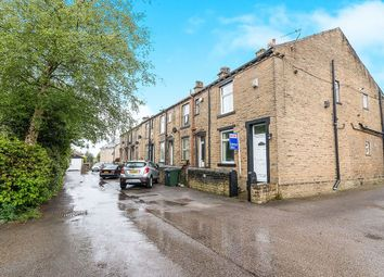 Thumbnail 1 bed terraced house for sale in Croft Street, Wibsey, Bradford