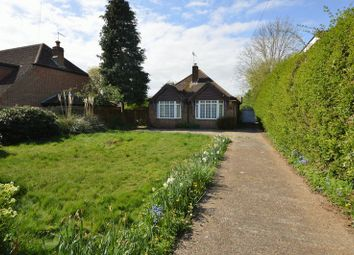 Thumbnail 3 bed detached bungalow for sale in Hambledon Road, Denmead, Waterlooville
