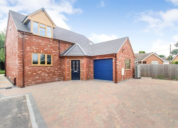 Thumbnail 4 bed detached house for sale in Fairlea Close, Bosbury Road, Cradley, Malvern