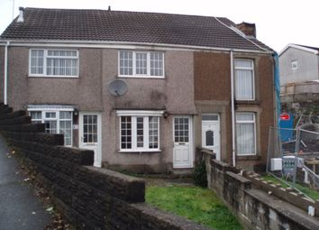 Thumbnail 2 bedroom terraced house to rent in Strawberry Place, Morriston, Swansea